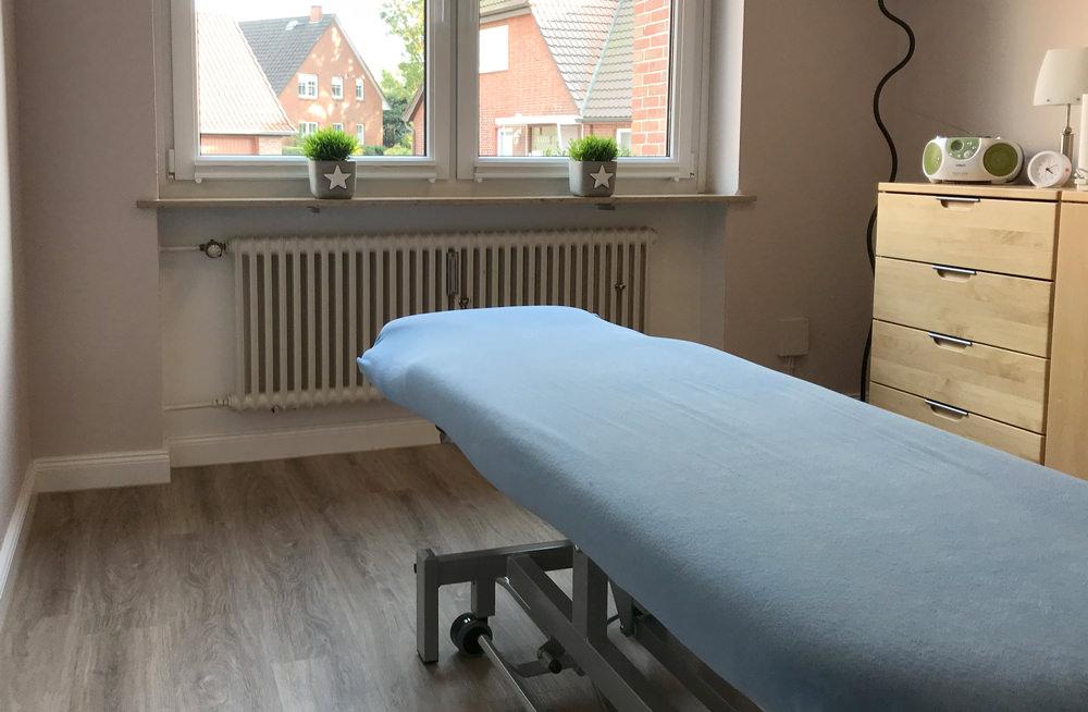Praxis für Krankengymnastik Maschen Massagen